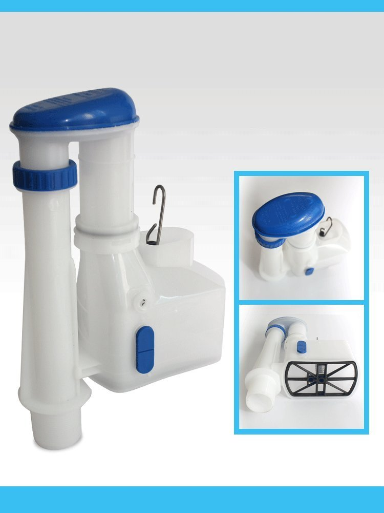 Toilet Syphon Macdee Metro Oblong Cistern Siphon DSY8825 8 inch CME WRAS Approved DIY Fit