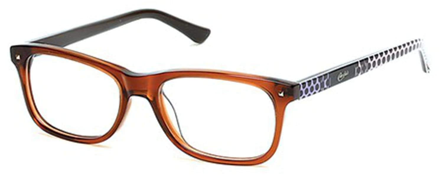 CANDIES Eyeglasses CA0500 047 Light Brown//Other