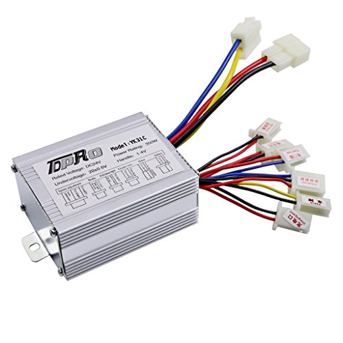 dc brush motor controller - 7