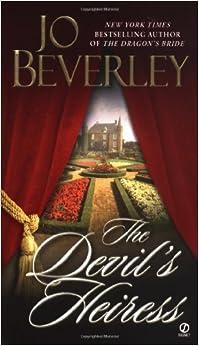 Book The Devil's Heiress (Historical Romance, Signet)