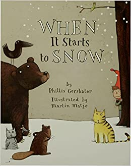 Image result for when it starts to snow