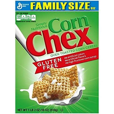 Corn Chex Gluten Free Cereal 18 oz Box
