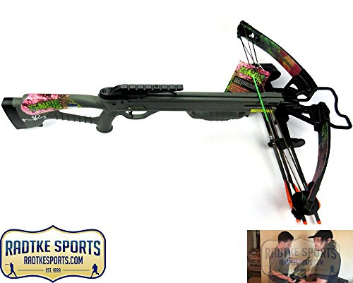 Norman Reedus Autographed/Signed Zombie Rip Full Size Crossbow - The Walking Dead