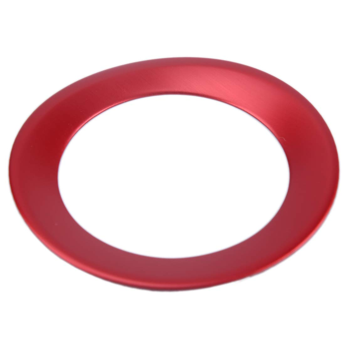 Red Steering Wheel Center Cover Trim Fit Jeep Cherokee 2014-2019