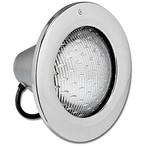 Hayward SP0581S15 AstroLite Pool Light, Stainless Steel Face Rim,12-Volt, 15-Foot Cord (Stainless Pacfab Steel)