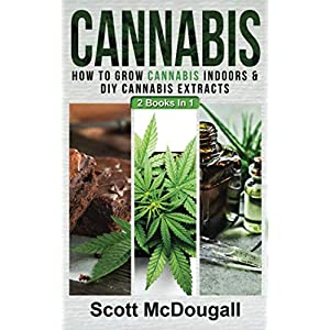 How to grow cannabis Books