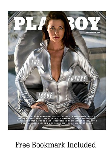 Playboy Magazine (March/April, 2018) The Future Issue