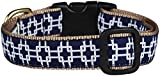 Up Country Gridlock Dog Collar - Large