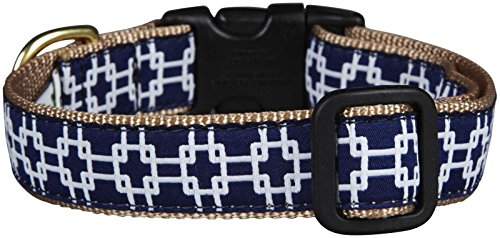 - Up Country Gridlock Dog Collar - Large