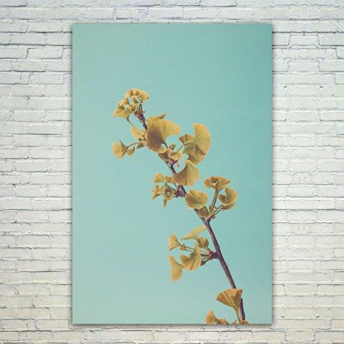 Westlake Art Poster Print Wall Art - Yellow Prayer - Modern