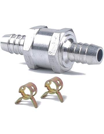 strumento di riparazione per auto con valvole set di 2 valvole a doppia estremit/à per smerigliatrice manuale con ventosa Tongxu