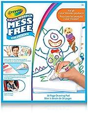 Crayola Color Wonder Drawing Pad Arts & Crafts