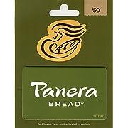 Panera Bread Gift Card $50