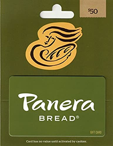Panera Bread Gift Card Panera Bread Gift Card $25