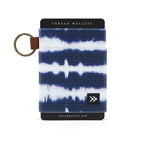 Thread Wallets - Slim Minimalist Wallet - Front Pocket Credit Card Holder for Women