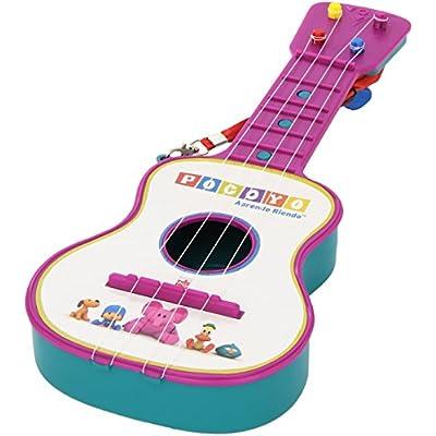 Reig Pocoyo 4-String Guitar (Assorted): Toys & Games