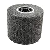 120x100mm Non-woven Abrasive Flap Wire Drawing