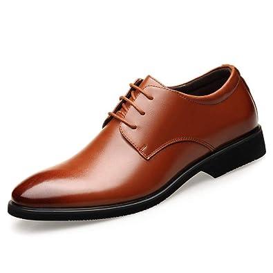 Chaussure En D'affaire Habillé De Cuir Commercial Costume Automne ym0O8vNnwP