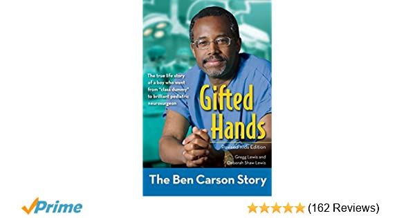 Gifted Hands, Revised Kids Edition: The Ben Carson Story
