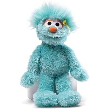 Amazon.com: Gund Sesame Street Rosita Stuffed Animal, 13 ...