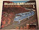 img - for Bluebirds and Minutemen : Boston & Maine : 1974-1984 book / textbook / text book