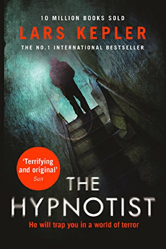 Image result for the hypnotist lars kepler cover