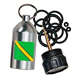 Scuba Diving Tank O-Ring Dive Kit Keychain with Pick - Nitrox