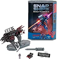 PlayMonster Snap Ships Locust K.L.A.W. Stealth Craft