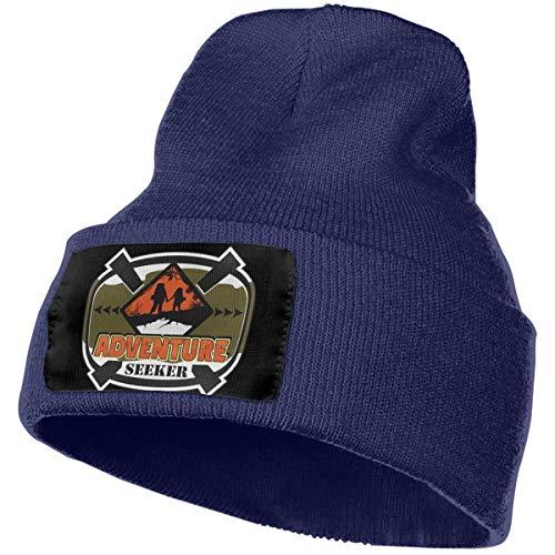 MACA Adventure Seeker Unisex Slouch Beanie Hats - Thick, Warm & Stylish Winter Hats ()