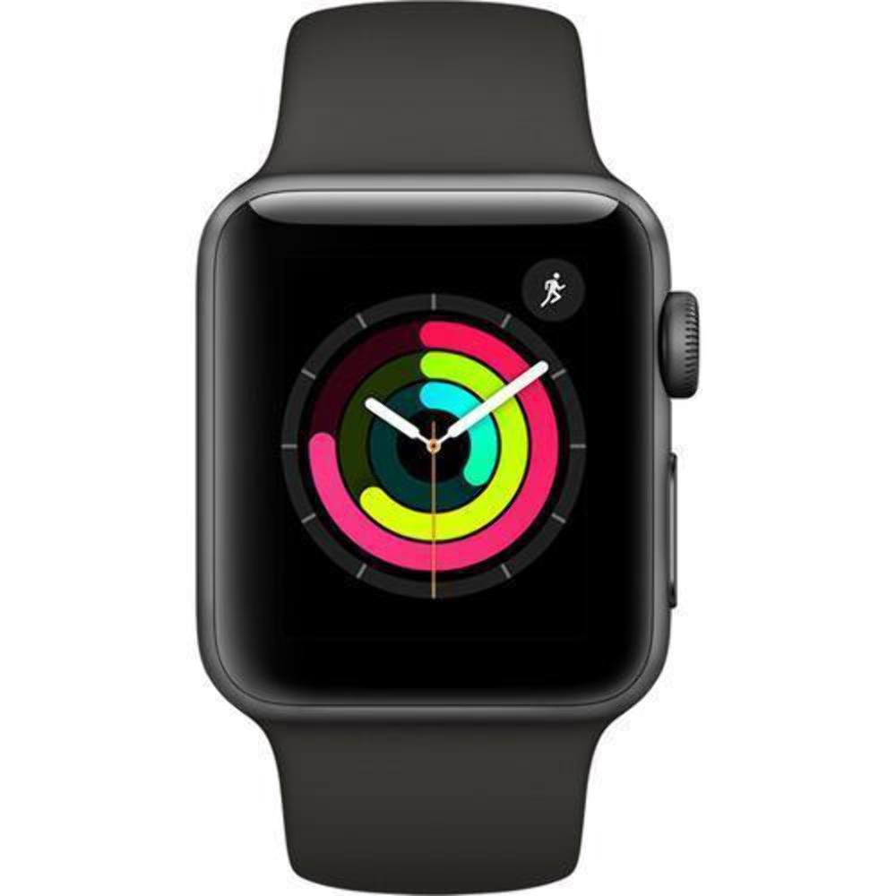 best website 88273 c6109 Apple Watch Series 3 - GPS - Gold Aluminum Case with Pink Sand Sport Band -  38mm