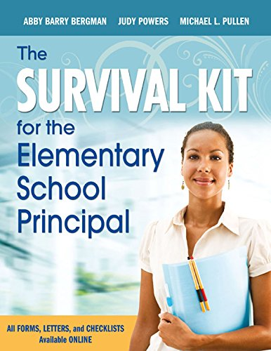 Download The Survival Kit for the Elementary School Principal Pdf