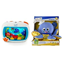Baby Einstein Sea Dreams Soother and Octoplush