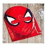 Boys' Cold Weather Masks Spiderman Face Mask Ski Mask