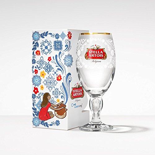 Buy stella artois chalice set