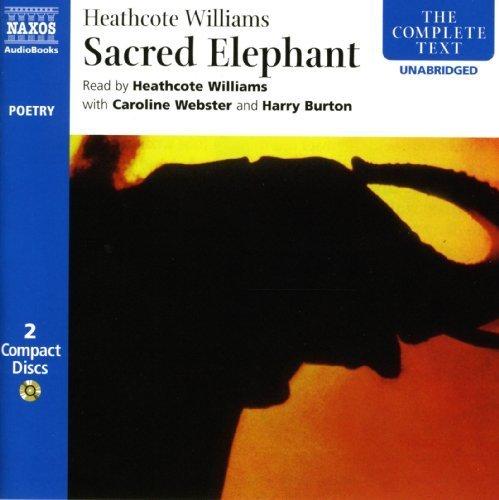 - Sacred Elephant by Williams Heathcote (2007-02-01)