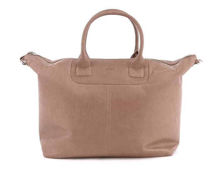 Bree, Shopper, bolso de mano, Valencia 5, color Marrón, talla estándar