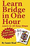 Learn Bridge in One Hour, Samir Riad, 1419653350