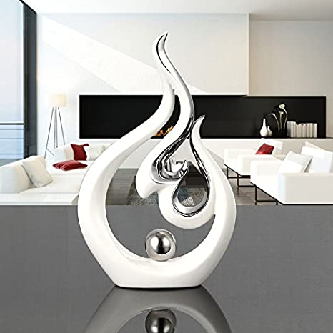 Clg Fly Lucky Store Opening Modern Living Room Decoration Ideas The Office Gifts Home Decorative Items Flame 808 Amazon Co Uk Kitchen Home