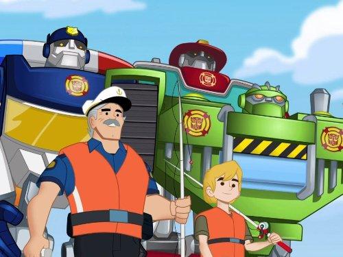 Hasbro Transformers Water - Deep Trouble