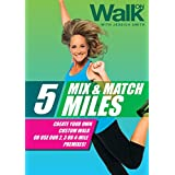 Walk On: 5 Mix and Match Miles with Jessica Smith, Walk at Home, Beginner, Intermediate Level Low Impact Workout