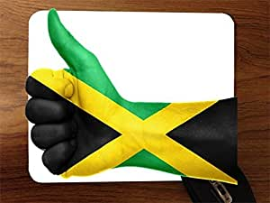 Jamaica Desktop Office Silicone Mouse Pad