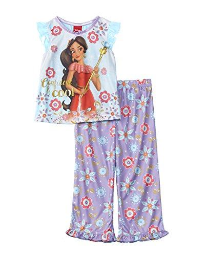 Character Sleepwear Girls Girls' 2Pc Elena of