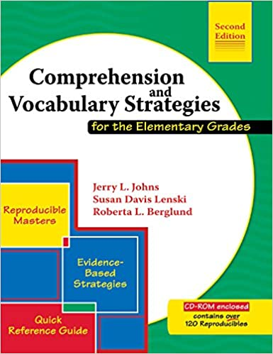 Amazon.com: Comprehension and Vocabulary Strategies for the ...