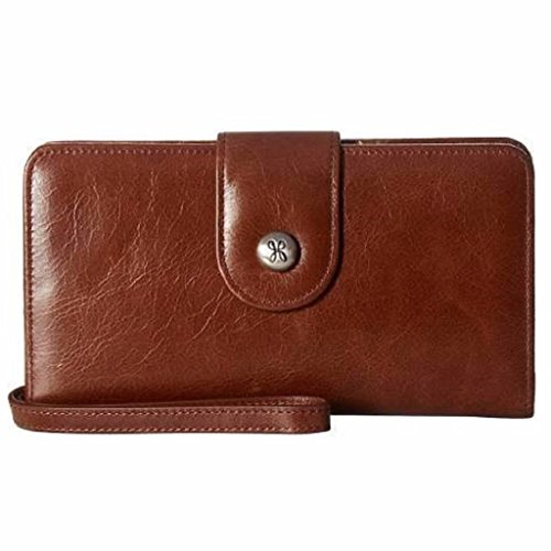 Hobo Women's Genuine Leather Danette Wallet (Cafe) by HOBO