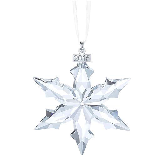 Swarovski 5099840 Christmas Ornament Star 2015 Amazoncouk
