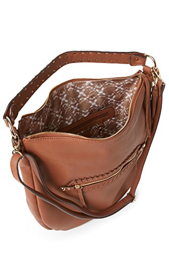 Simpson Hobo Chestnut Angie Jessica Top Zip RnU0FWqO