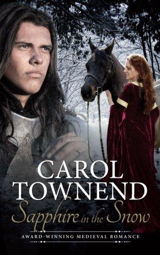 Sapphire Snow Award Winning Medieval Romance product image