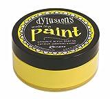 Ranger Dyan Reaveley's Dylusions Paint, 2 oz, Lemon Zest