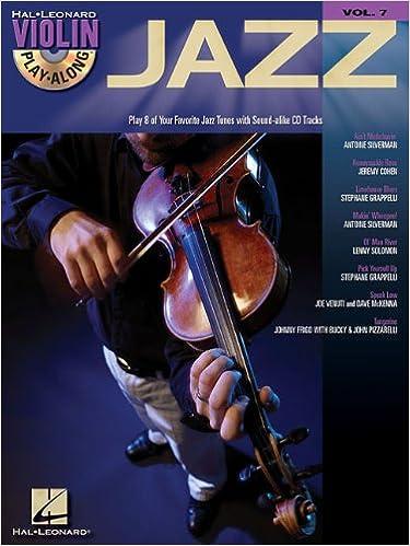 Jazz Vol. 7 Violin Play-Along BK/CD