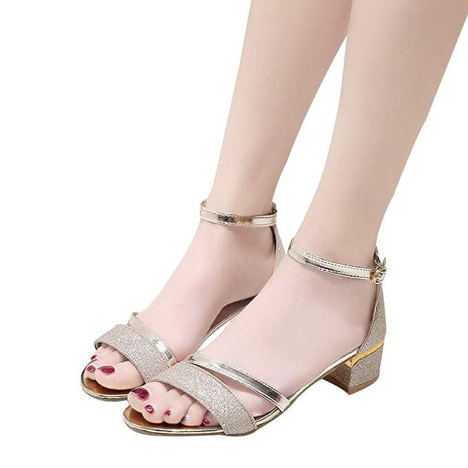 Bohemia Polp Mujer Zapatos Comodos Verano Para Sandalias Moda Uqn5q8Sr